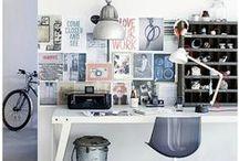 Shop Interior Ideas & Workspace