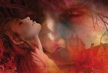 Saga Oscura :: Christine Feehan / La serie Oscura es una larga saga de novelas de vampiros de Christine Feehan, que empezó en 1999 y ya lleva más de veinte obras. Su género romántico combinado con la fantasía y el terror propio de las novelas de vampiros es el sello distintivo de una serie que ha acumulado muchos seguidores durante los últimos años, siendo una de las más exitosas de la autora.