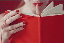 Lectoras / Fotografías inspiradoras de mujeres leyendo.