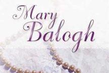 Biblioteca Mary Balogh / Mary Balogh es una de las autoras más premiadas y reconocidas, admirada por sus romances victorianos. Su primera novela ganó el premio Rita de Novela Romántica y se han vendido más de cuatro millones de ejemplares de sus obras.