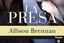 Biblioteca Allison Brennan / Allison Brennan dedicó muchos años al mundo de la política en su California natal. En 2005 dejó su carrera en la legislatura del estado para dedicarse de pleno a su familia y a la escritura. Sus thrillers románticos, que combinan pasión y crimen, le han asegurado rápidamente un lugar destacado en el panorama literario.