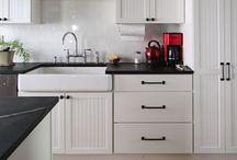 Home- Kitchen / Ideas for maritime terrace kitchen / by Rachel Lewis