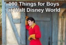 Vacation Planning: DisneyWorld