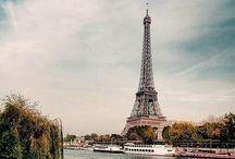 JE T'AIME PARIS / by Ricardo Bhirawa