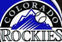 MLB - Colorado Rockies / Colorado Rockies Merchandise