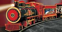 Electric Trains - History and Patriotism