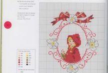kanaviçe-cross stitch