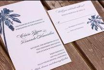 Beach Weddings / Beach & seaside wedding decor