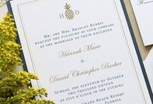 Elegant Wedding / Looking for ideas for your elegant wedding? This board has great inspiration!