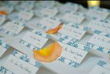 Aqua and Teal Weddings / Inspiration for your teal and aqua wedding details