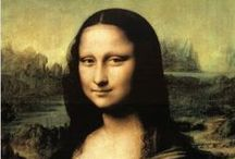 "Identity of ""Mona Lisa"" Revealed! / The historian Maike Vogt Lüerssen revealed the identity of the person on the famous painting ""Mona Lisa""."