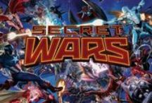 Marvel Comics Video Games / Some of the most recent video games based on marvel Comics