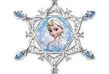 Jewelry - Fantasy - Disney and Other / Disney: FROZEN, Tinkerbell, Mickey Mouse Anniversary, Snow White. Zodiac Star Necklaces ...
