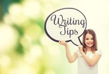 Writing Tips (Group Board) / Writing Tips and Tricks Group Board