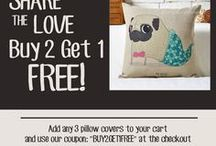 ✽✽ Miko Country Homes Pillow Cushion Covers / All things pillow cushion covers. Throw pillows are ideal accompaniment for your home décor. Pillow Cushion covers can be switched every season for a fresh, simple update. Starting at $13.99 each @ http://r-atelier.myshopify.com/collections/all-pillow-covers