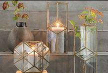 Metallics / Metallics - copper, silver, warm gold #casavivante