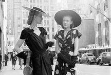 40s Vintage fashion / My best 40's inspiration