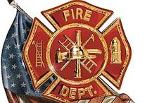 Firefighter & Police Collectibles / Gifts for Firemen and Policemen