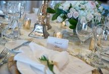 Romantic Wedding Decor / Choose from one of our stylized decor packages to make your wedding reception everything you have dreamed of!