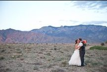 Real Wedding - Maya and Ryan / Event Center at Sandia Golf Club