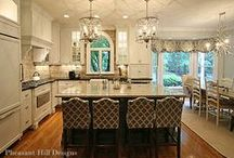 Kitchens / Kitchens are the heart of a home.