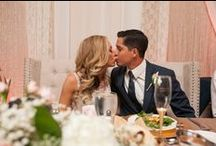 Real Wedding- Ashley and Andrew / Event Center at Sandia Golf Club