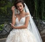 Lace Wedding Dresses / Lace wedding dresses, wedding gowns, embroidered wedding dresses, delicate wedding dress, lacy wedding dress