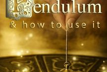 How to use a pendulum / How to use a pendulum
