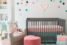 {petite} BEBÊ / quartos de bebê que nos inspiram