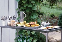 Garden Bday Party / August birthday party ideas in the garden