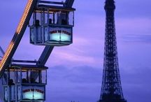 Eiffel Tower, for Kent ♥ / by Courtenay Hoffman