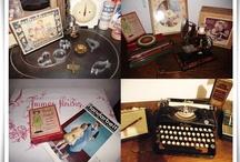 Altes & Interessantes / Altes & Interessantes - auf meinem blog stelle ich immer wieder alte Gebrauchsobjekte vor, manche schon längst vergessen geglaubt...schaut mal vorbei! http://www.alltagserinnerungen.de