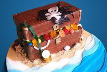 Cakes for Boys - Tortas para Niños by Poncake / by Poncake