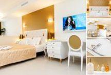Showroom Portals Hills Boutique Hotel / Design by Luc van Acker.