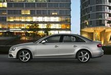 Audi A4 / The Audi A4 manages to be dynamic and powerful while maintaining its classic, elegant heritage. It is both, sporty and stately, a charismatic machine. And it is time for you to discover its character.
