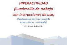 HIPERACTIVIDAD Y DEFICIT DE ATENCIÓN