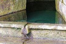 Èghes temène / Water spaces