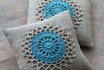 Knitting - crocheting