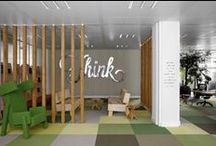 Arch | Interior - Offices / by Pinelopi Zoura