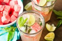 {Tasty food - Drinks} / beverages, coctails and drinks