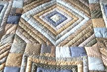 quilting / by Kelly Bromfield