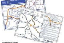 Location Maps / Here's a few samples of Location Maps we've produced for clients over the years.   Remember, a location map doesn't just have to be for a business. We get requests for location maps for weddings, village and town hall events, museums and galleries and just about everything else you can think of. If people need to find you, then you probably need a location map.  More on our website   http://www.pcgraphics.uk.com    or read our blog   http://www.pcgraphics.uk.com/blog/