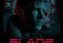 """Blade Runner / A selection of my favorite documents about Blade Runner. Original movie by Ridley Scott (1982) and """"Blade Runner 2049"""" by Denis Villeneuve (2017)"""