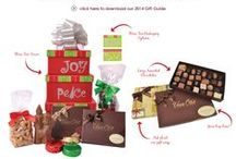 The Sweetest Holiday Gifts / Give the gift of Van Otis' famous gourmet chocolate and Swiss fudge