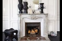 Arch | Details - Fireplace