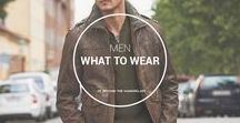 What to Wear: Men / Style ideas and tips for men fashion.   OPEN FOR COLLABORATION. RULES - Images must be vertical, no spam with 3-5 pins per day max, no portfolio pins, infographics pins, or quote pins. Must link to valuable content that is your personal work, have descriptive titles in the pin. Pins must be relevant to DIY. Duplicate or off topic pins are removed.   EMAIL beyondthewanderlust@gmail.com FOR BOARD INVITE.   Please have email topic as: ATTN - MEN COLLAB BOARD INVITE.