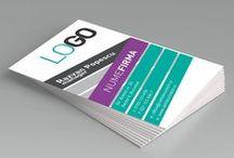 Modele carti de vizita Universale / Carti de vizita din categoria corporate/business