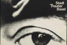 Affiches de théâtre / Theater Posters