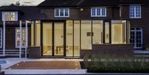 Extensions by OB / Entensions and remodelling projects by OB Architecture, Winchester, Hamphire.