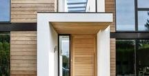 Glazing in OB Projects / Glazing in Projects by OB Architecture, Winchester, Hampshire.